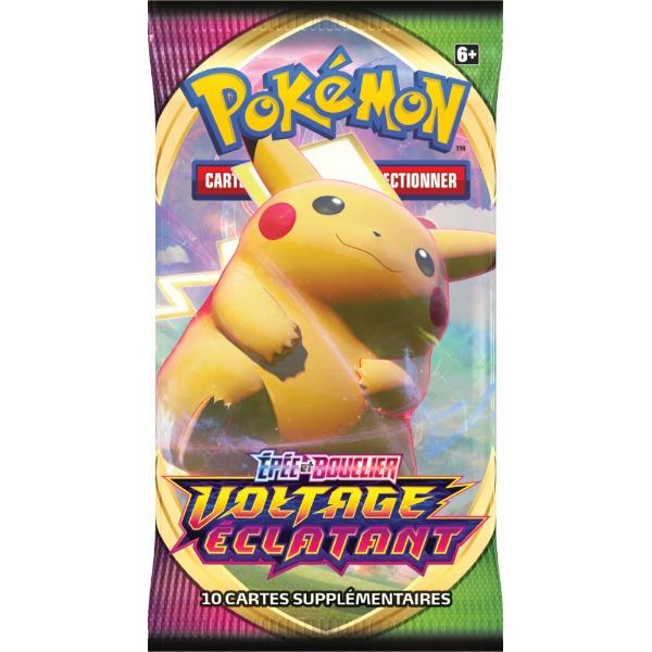 Booster Pokémon Voltage Éclatant EB4