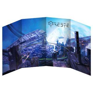 L'écran du maître de jeu Oreste
