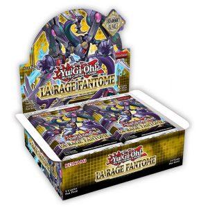 Display Yu-Gi-Oh! La Rage Fantôme