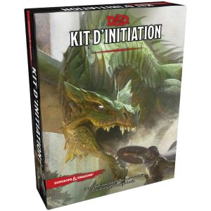 Le kit d'initiation D&D5