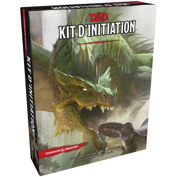 Le kit d'initiation D&D5