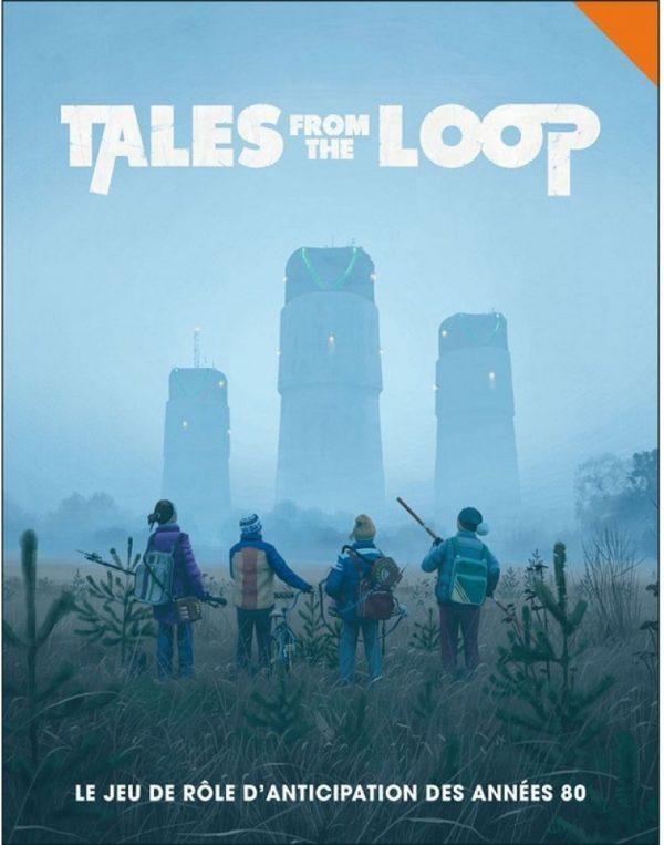 La première de couverture de Tales from the Loop