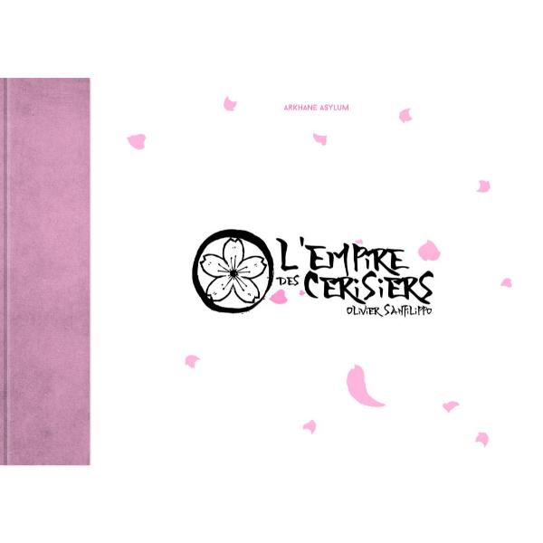 L'Empire des Cerisiers, la couverture