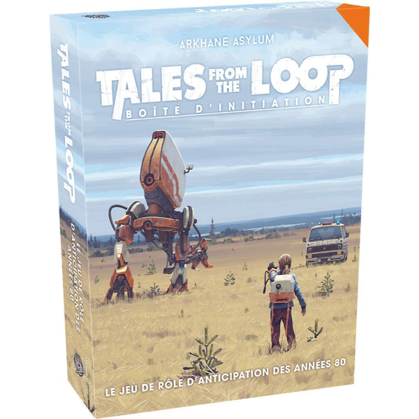 Tales from the Loop : la boîte d'initiation