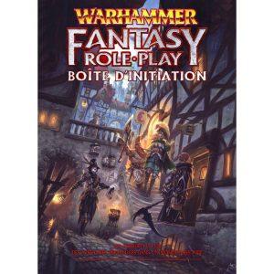 Warhammer fantasy, la boîte d'initiation