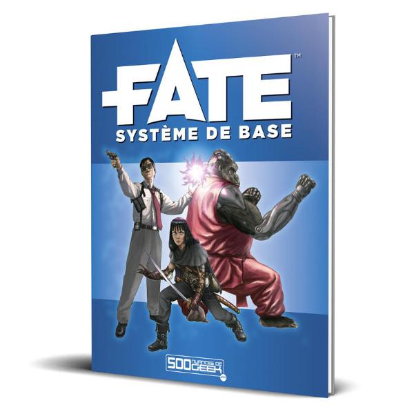 Fate : Système de base