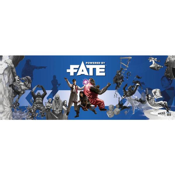 Fate : l'écran du Maître du Jeu