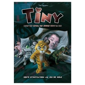 Tiny la boite d'initiation - devant