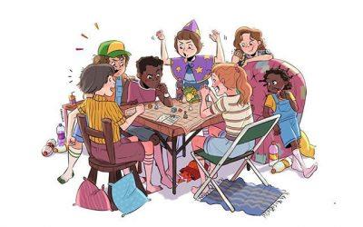 Jeu de rôle et enfants partie 1 : Pourquoi chaque enfant devrait faire du jeu de rôle au moins une fois
